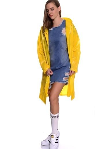 Limon Company Yağmurluk Sarı